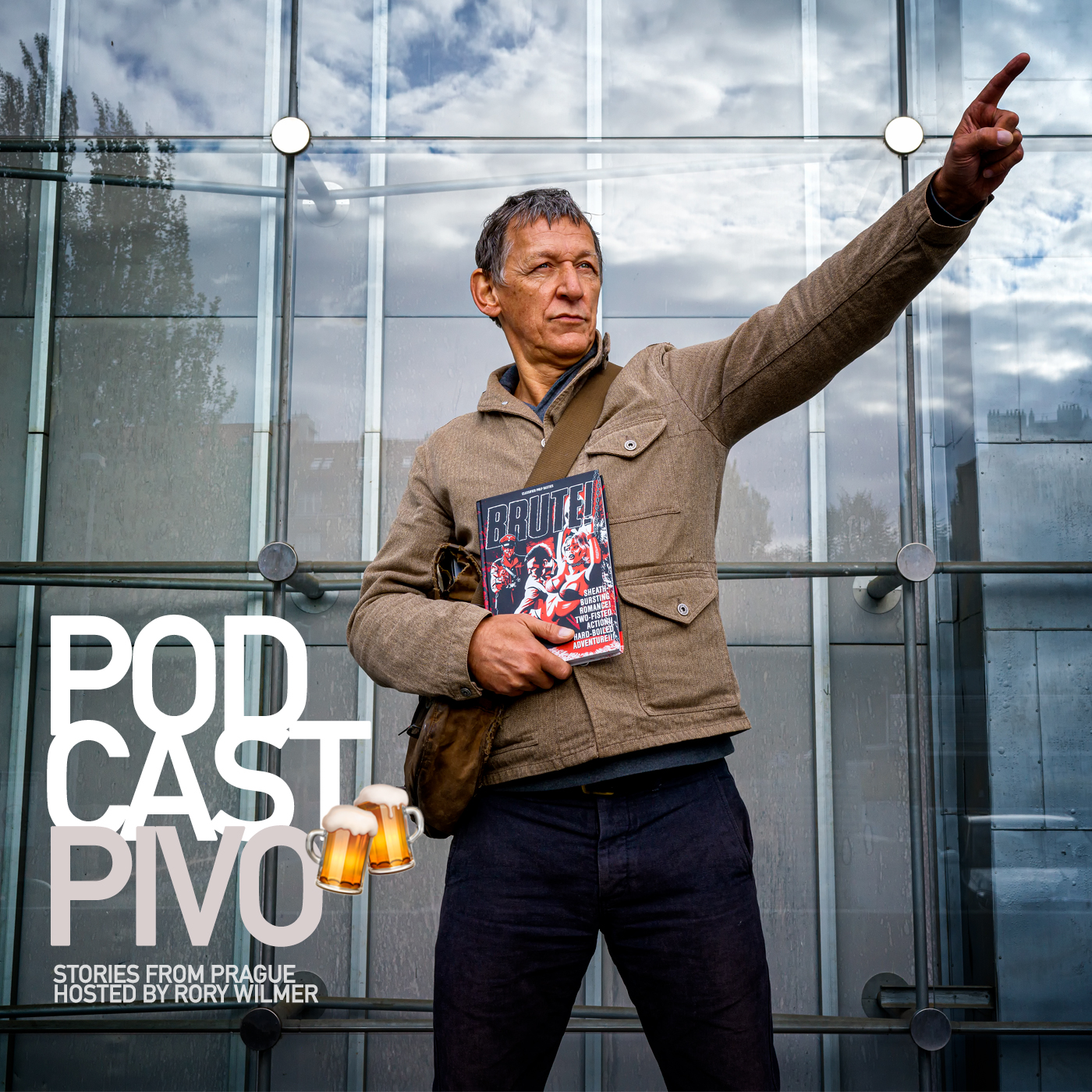 Aidan Hughes on Podcast Pivo